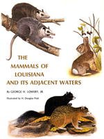 The Mammals of Louisiana and its Adjacent Waters (bookcover)