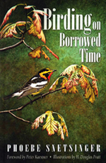 Birding on Borrowed Time (bookcover)