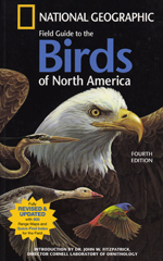 National Geographic Field Guide to the Birds of North America (bookcover)