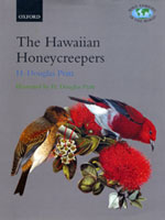 The Hawaiian Honeycreepers (bookcover)